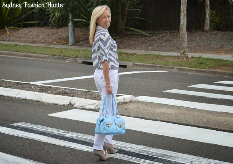Sydney Fashion Hunter: The Wednesday Pants #14 - Zebra on Zebra