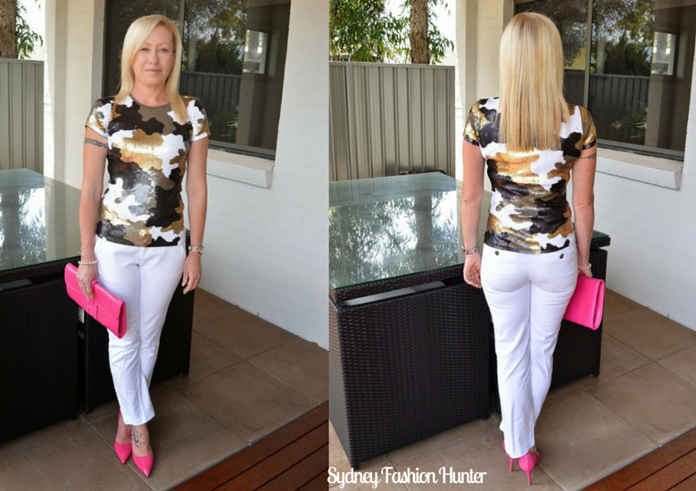 Sydney Fashion Hunter: The Wednesday pants #16 - Happy New Year