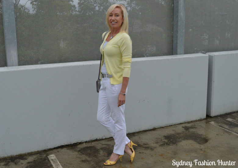 Sydney Fashion Hunter: The Wednesday Pants #18 - Sunny Yellow