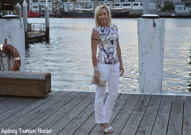 Sydney Fashion Hunter: The Wednesday Pants #22 - Office To Dinner
