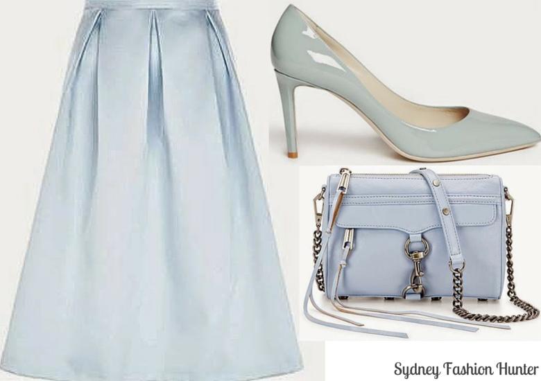 Sydney Fashion Hunter: Baby Blue Beauties