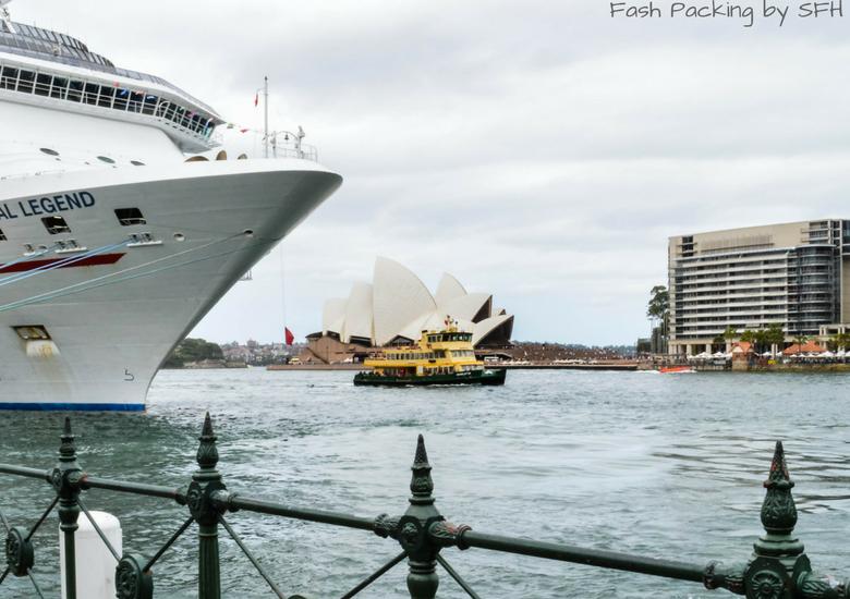 Fash Packing by Sydney Fashion Hunter: Sydney Like A Local - Opera House