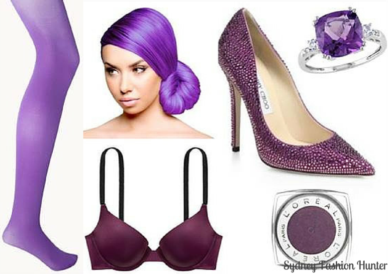 Sydney Fashion Hunter: Perfectly Purple