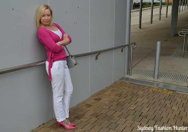 Sydney Fashion Hunter: The Wednesday Pants #41 - Pink Ballerina