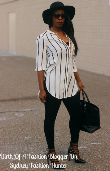 Sydney Fashion Hunter Fresh Fashion Forum Featured Blogger Chandra - Birth Of A Fashion Blogger