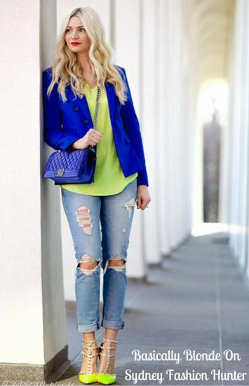 Sydney Fashion Hunter Fresh Fashion Forum Featured Blogger: Basically Blonde