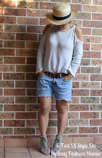 Sydney Fashion Hunter Fresh Fashion Forum #26 - Featured Blogger 5 Feet Of Style