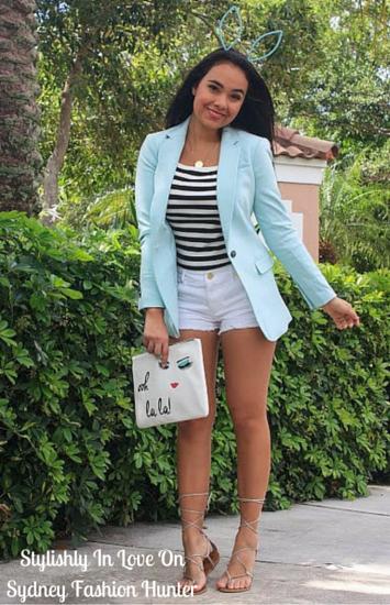 Sydney Fashion Hunter Fresh Fashion Forum #26 - Featured Blogger Stylishly In Love
