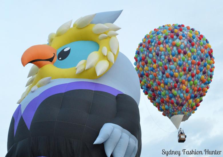 Sydney Fashion Hunter Canberra Balloon Spectacular - Owl