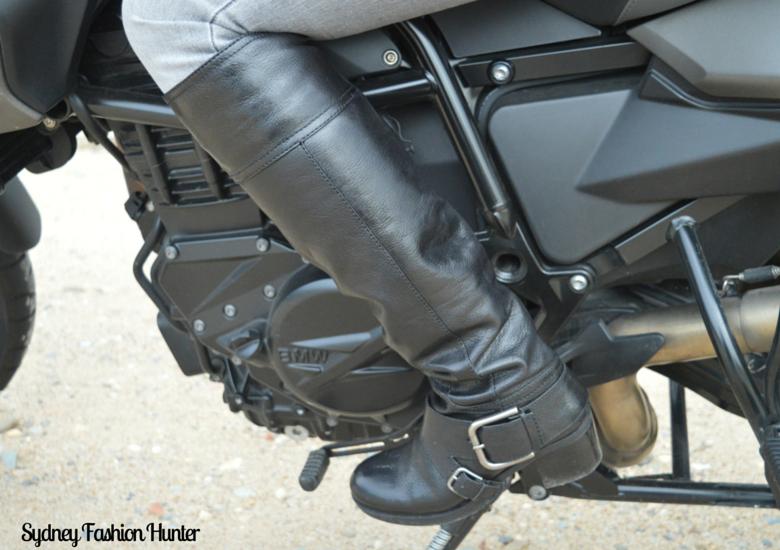 Sydney Fashion Hunter_ Fresh Fashion Forum #24 Biker Chick - Boots