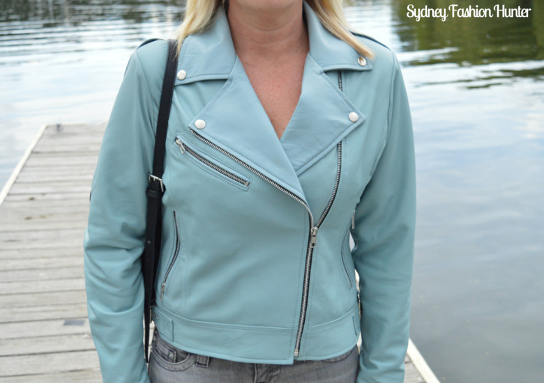 Sydney Fashion Hunter: Fresh Fashion Forum #24 Biker Chick - Jacket