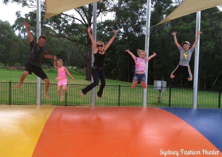 Active Holidays Lake Conjola: Jumping Pillow