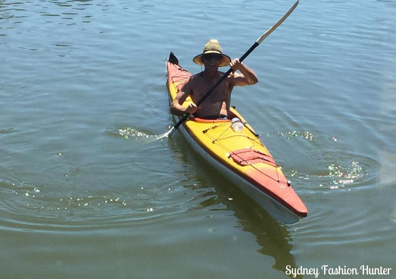 Active Holidays Lake Conjola: Kayak