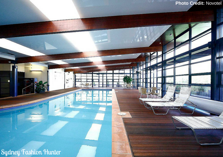 Sydney Fashion Hunter: Novotel Canberra Pool