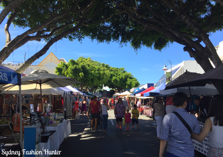 Sydney Fashion Hunter: Sunshine Coast Markets: Caloundra Street Fair