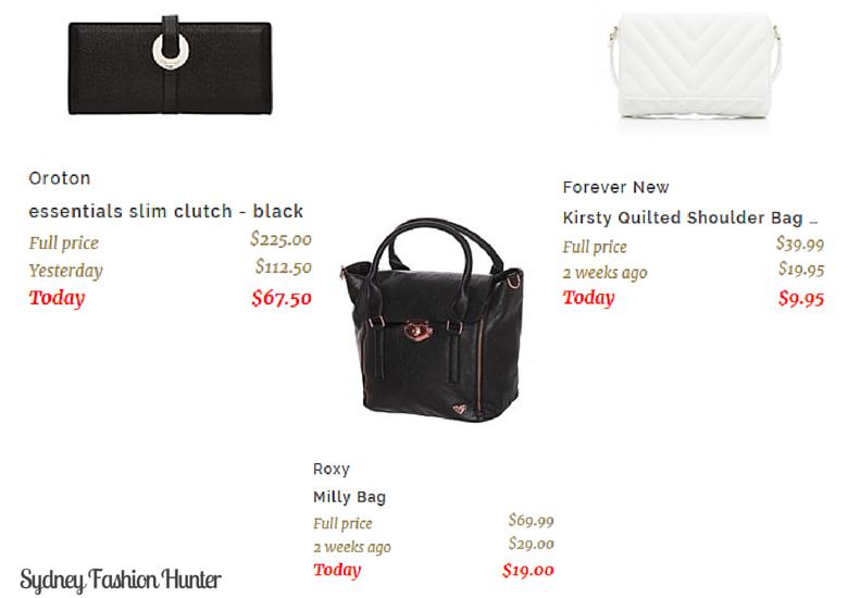 Sydney Fashion Hunter: Fashion Lane Bags