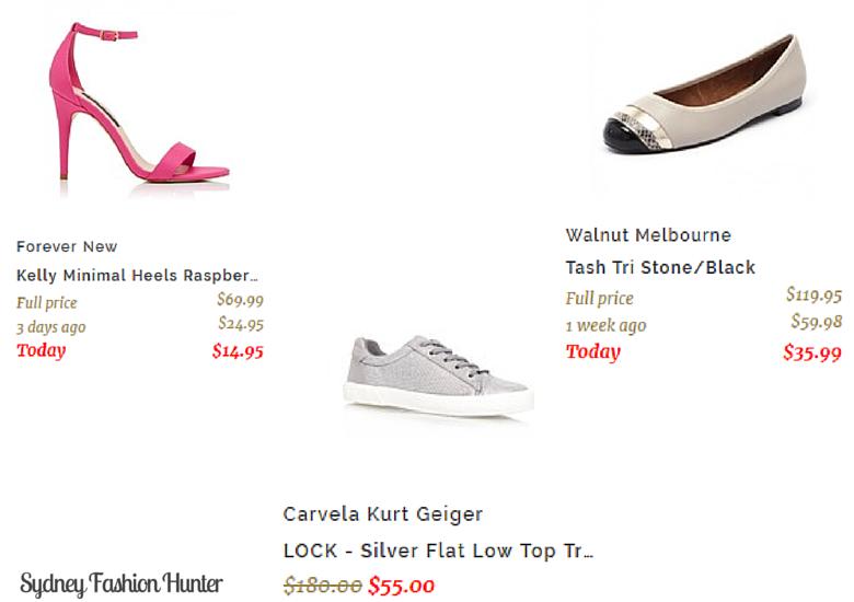 Sydney Fashion Hunter: Fashion Lane Shoes