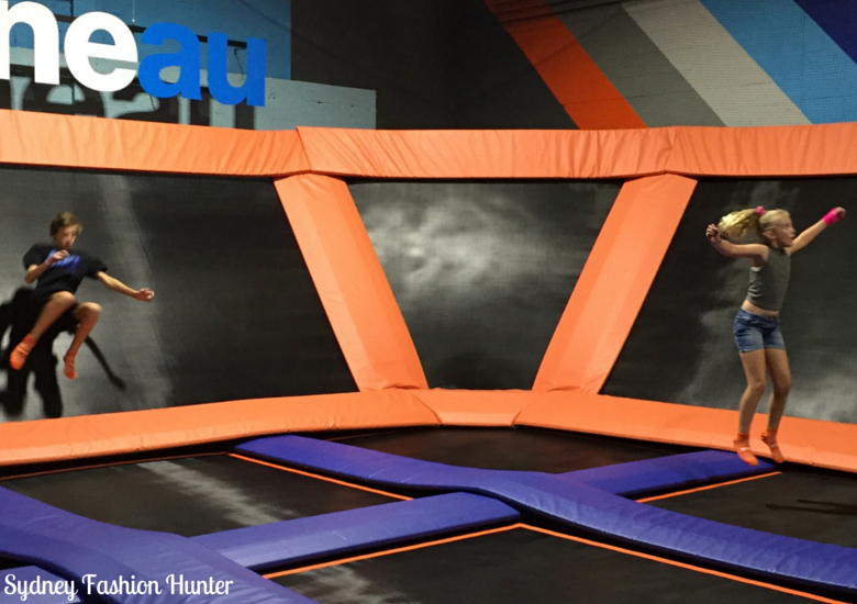 Sydney Fashion Hunter - Skyzone Miranda