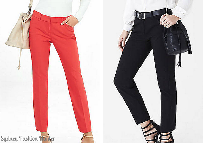 Sydney Fashion Hunter The Monthly Wrap 45 - Express Pants