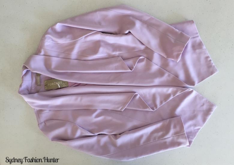 Sydney Fashion Hunter The Monthly Wrap 45 - Forcast Jacket
