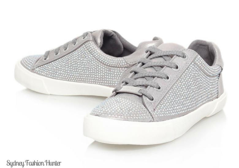 Sydney Fashion Hunter: The Monthly Wrap 45 - Kurt Geiger Lock Sneakers