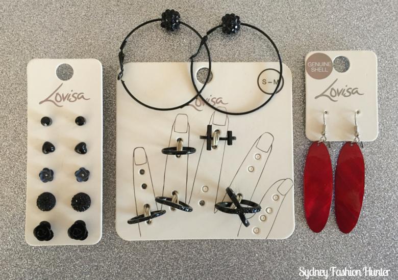 Sydney Fashion Hunter The Monthly Wrap 45 - Lovisa Jewellery
