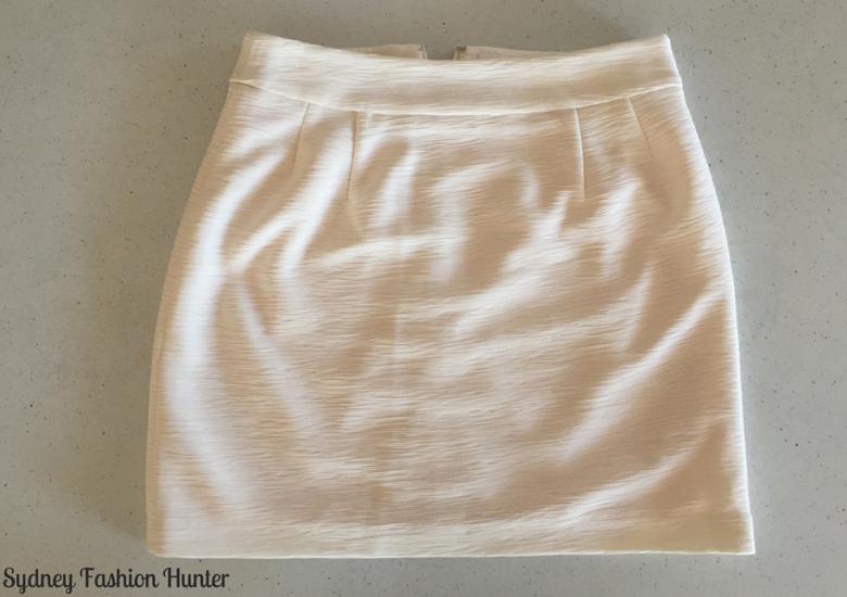 Sydney Fashion Hunter The Monthly Wrap 45 - Lulu & Rose Skirt