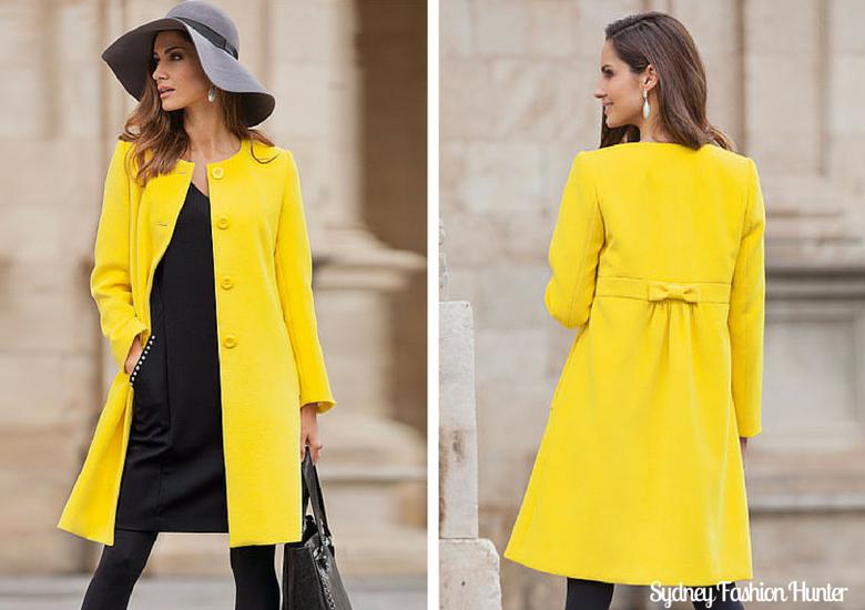 Sydney Fashion Hunter: The Monthly Wrap 45 - Ezibuy Coat
