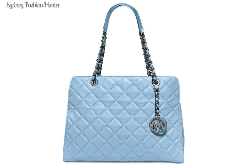 Sydney Fashion Hunter: The Monthly Wrap 45 - Michael Kors Tote