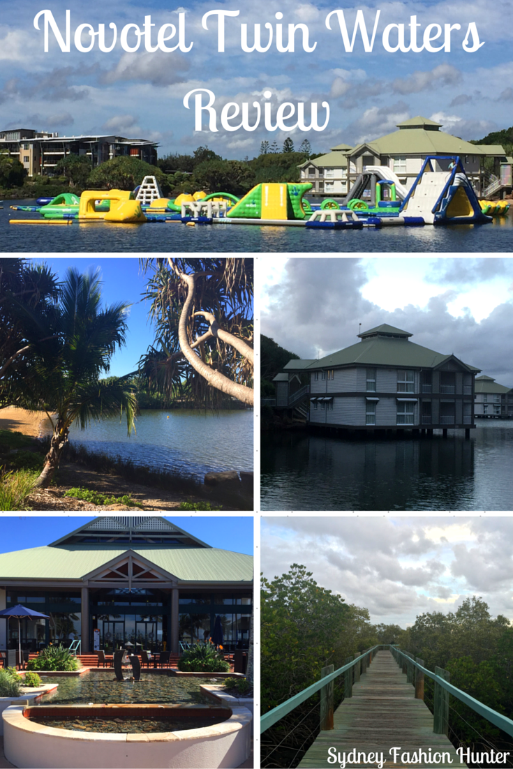 The Novotel Twin Waters on Queensland's stunning Sunshine Coast offers such an amazing array of facilities you'll never want to leave. Full review with all the deets on the blog http://flightstofancy.com/2016/06/whitsunday-apartments-hamilton-island-review.html