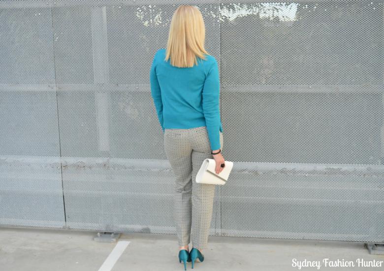 Sydney Fashion Hunter: Fresh Fashion Forum 33 - Custom Made Prada Pumps - Back
