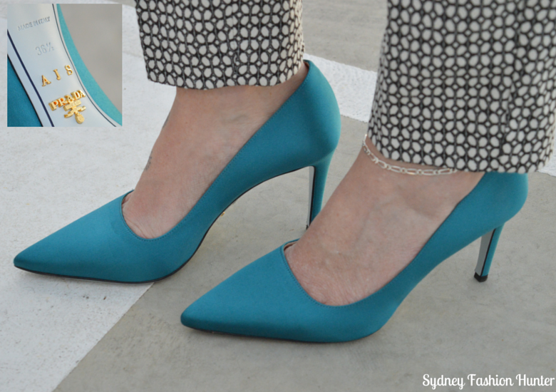 Sydney Fashion Hunter: Fresh Fashion Forum 33 - Custom Made Prada Pumps