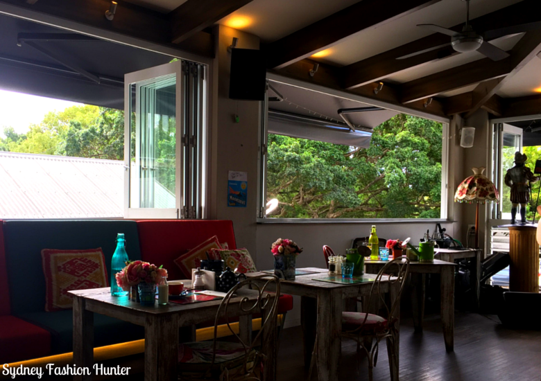 Sydney Fashion Hunter: Fresh Fashion Forum 33 - Sunshine Coast Dining - Bohemian Bungalow Interior