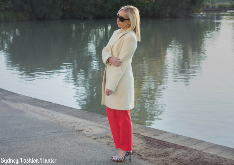 Sydney Fashion Hunter: Fresh Fashion Forum #35 - Coral Pants - Title