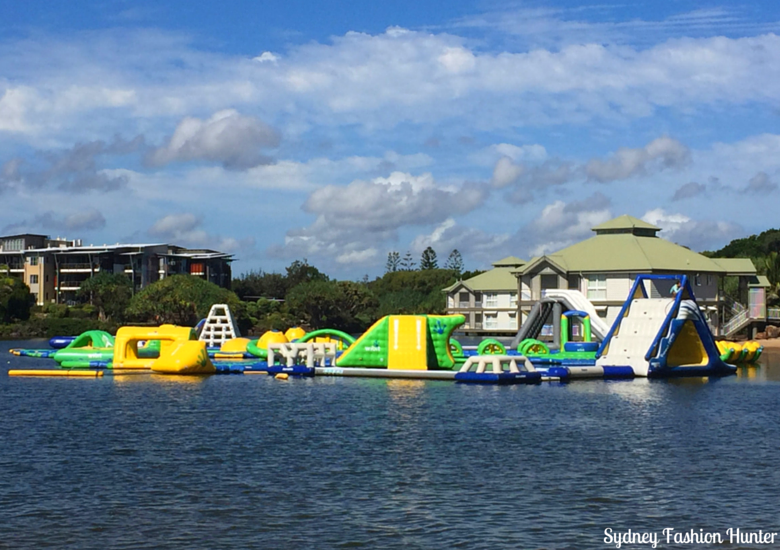 Sydney Fashion Hunter: Novotel Twin Waters Review - Water Park