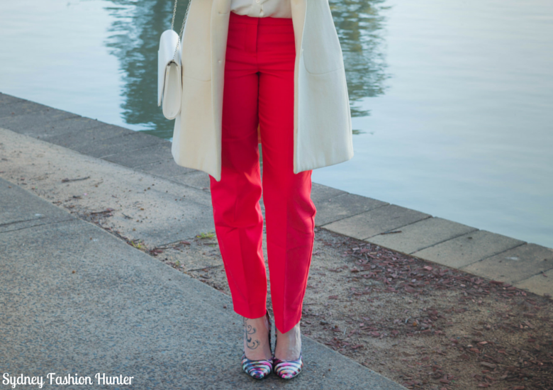 Sydney Fashion Hunter: Fresh Fashion Forum #35 - Coral Pants