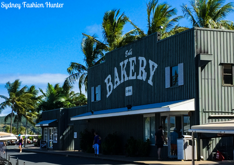 Sydney Fashion Hunter: Hamilton Island Dining - Bob's Bakery