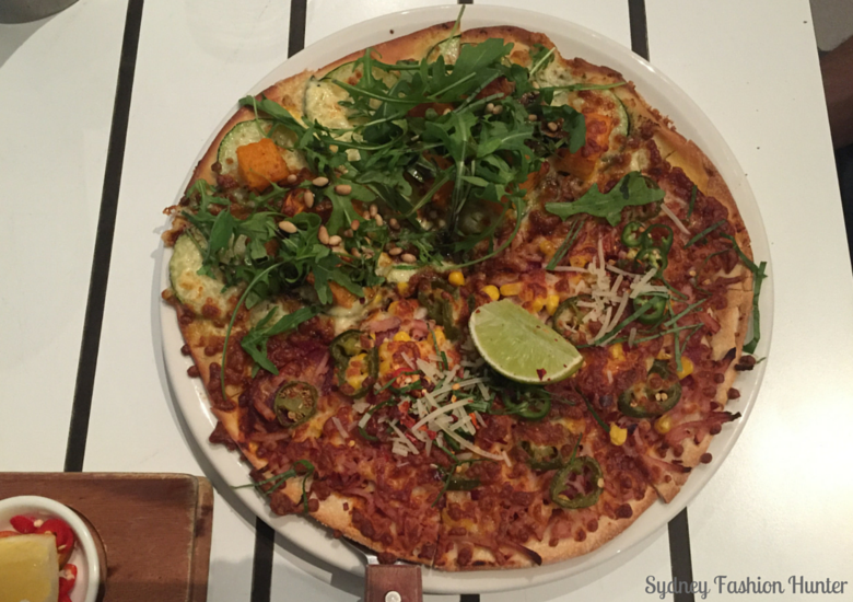 Sydney Fashion Hunter: Hamilton Island Wining & Dining - Manta Ray Pizza
