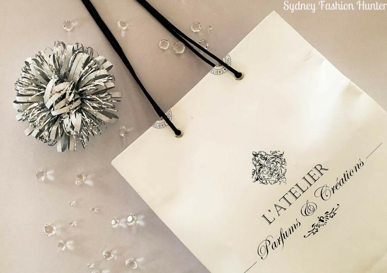 Sydney Fashion Hunter: L'Atelier Parfums Perfume Making - Bag