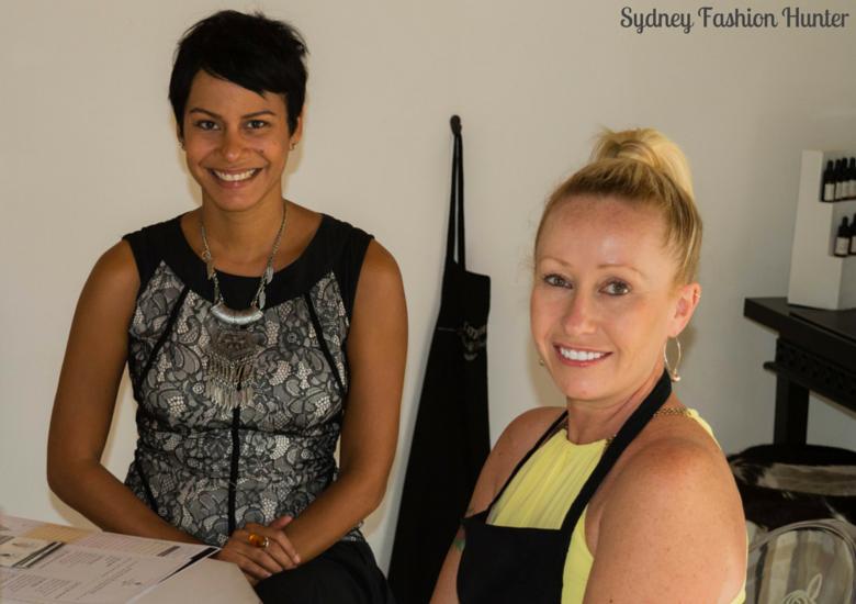 Sydney Fashion Hunter: L'Atelier Parfums Perfume Making - Nora & I