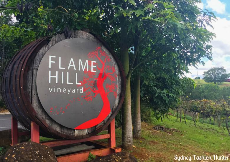 Sydney Fashion Hunter: Sunshine Coast Long Weekend - Flame Hill