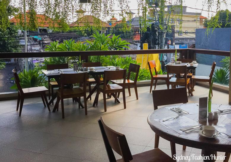 Sydney Fashion Hunter: The Magani Hotel Bali Review - Balcony
