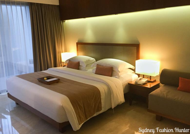 Sydney Fashion Hunter: The Magani Hotel Bali Review - Bed