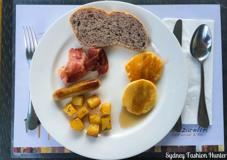 Sydney Fashion Hunter: The Magani Hotel Bali Review - Breakfast