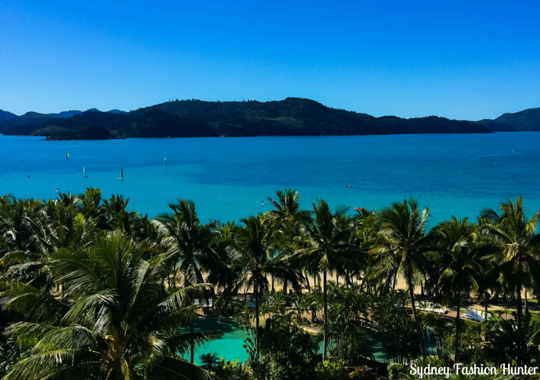 Sydney Fashion Hunter: Whitsunday Apartments Hamilton Island Review - Balcony View
