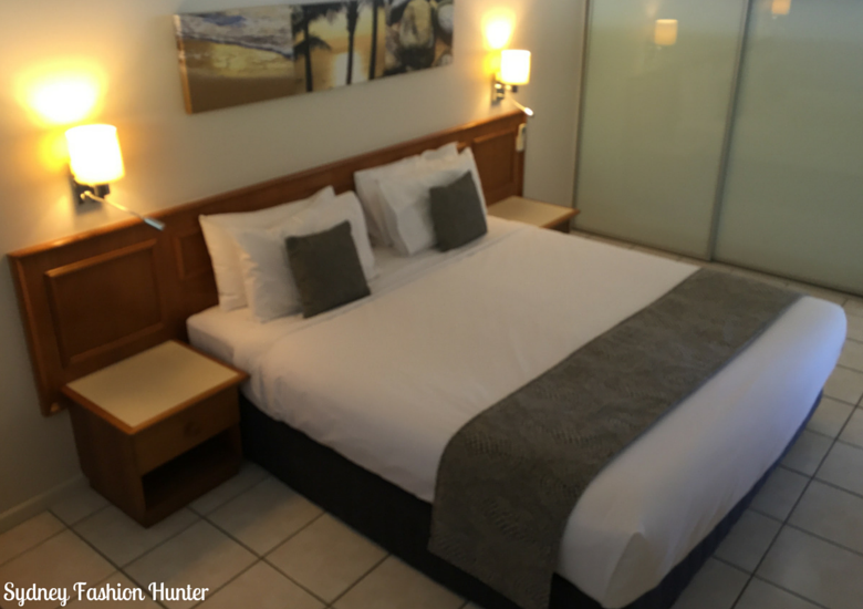 Sydney Fashion Hunter: Whitsunday Apartments Hamilton Island Review - Bedroom