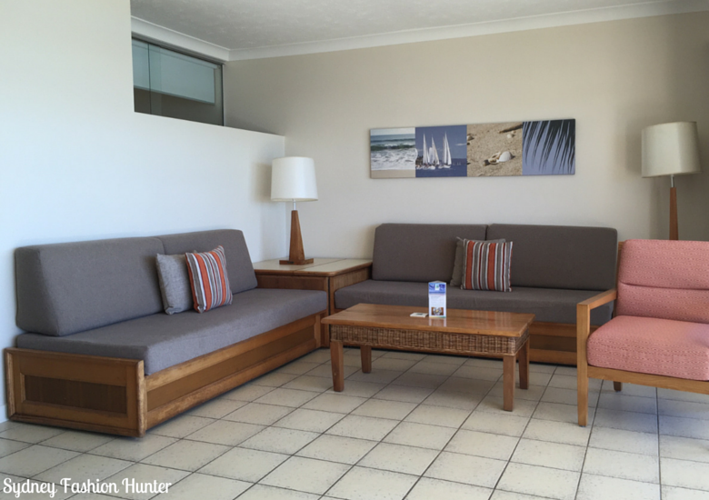 Sydney Fashion Hunter: Whitsunday Apartments Hamilton Island Review - Lounge