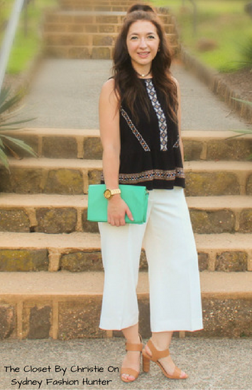Sydney Fashion Hunter Fresh Fashion #48 Featured Blogger 2