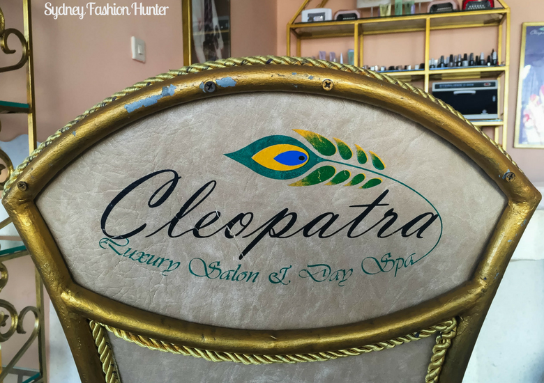 Sydney Fashion Hunter: Fresh Fashion Forum 45 - Cleopatra Luxury Salon & Day Spa Seminyak Bali 4