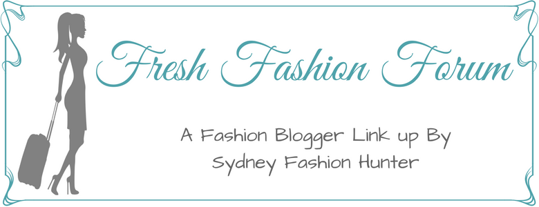 Fash Packing By Sydney Fashion Hunter Fresh Fashion Forum Banner